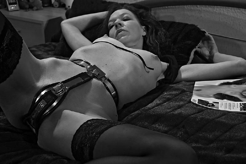 keuschheitsgürtel tragen mentaler orgasmus